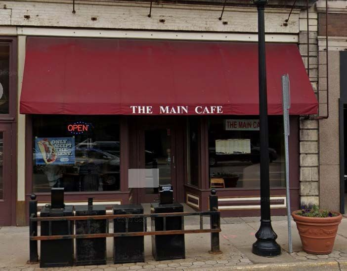 The Main Cafe / Restaurant Business for Sale